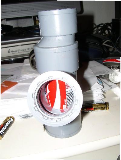 Mi ovoscopio casero Peq1010
