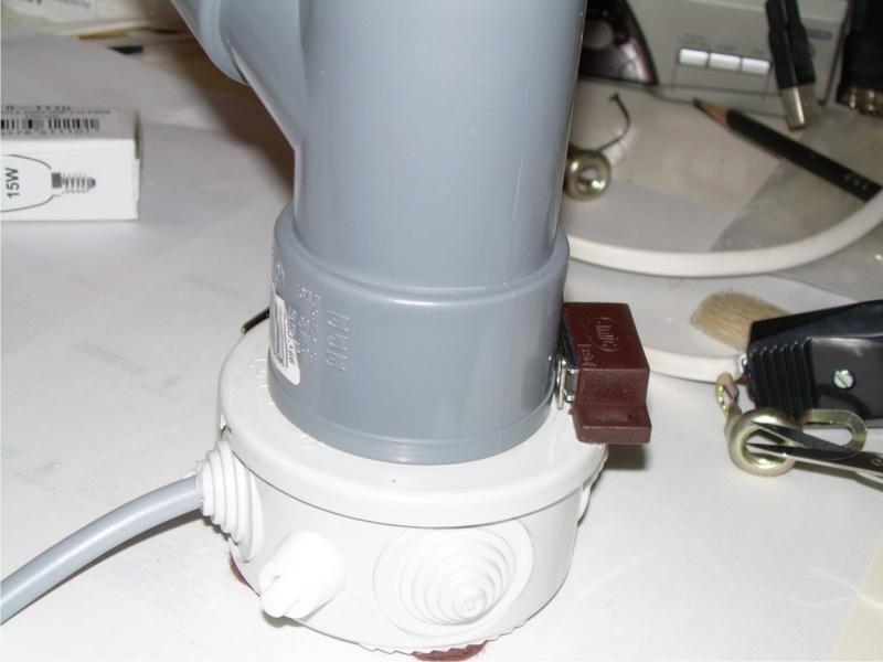 Mi ovoscopio casero Peq510