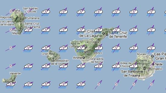 Meteorología diaria: avisos y demás datos de interés Previs10