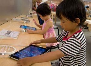 Edhe fëmijët dëshirojnë iPad Ipad_f10