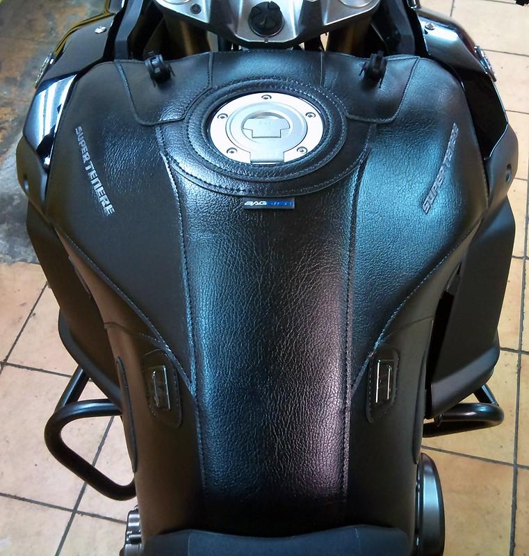 Protége réservoir bagster Sac210