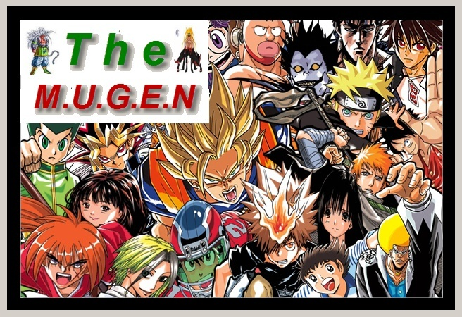 The Mugen - Chars , Stages , etc.