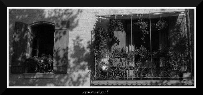 Balcon à Uzès dans le Gard 076ter10