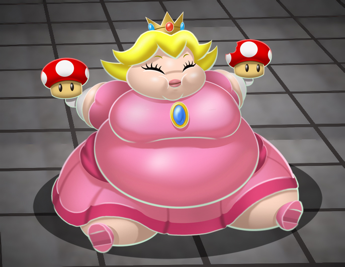 Here's my ideal princess<3 Fat_pr10