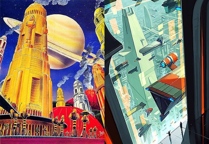 Visions Vintage du futur... Vintag30