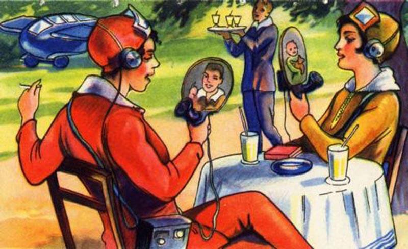 Visions Vintage du futur... Vintag66