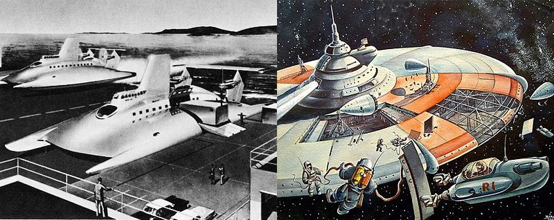 Visions Vintage du futur... Vintag67