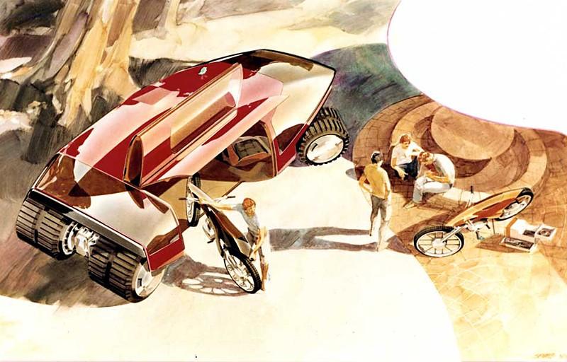 Visions Vintage du futur... Vintag69