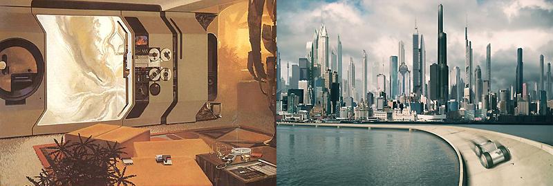 Visions Vintage du futur... Vintag70