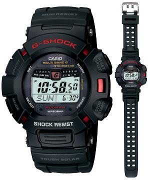 Choix pour une G-Shock Gw-90111