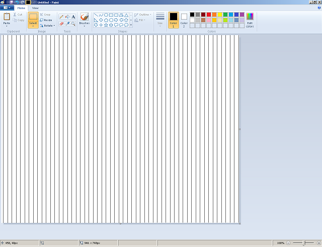Making graph paper in Ms Paint; Useful to build (Addon to Redd's Building Guide) 310