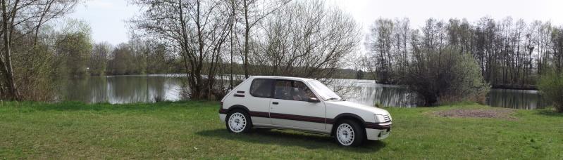[steph70] 205 GTI 1.9L Blanc Meije 1991 Dscf0717