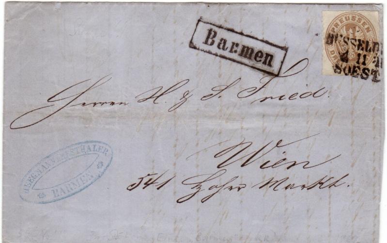 Postverhältnisse Preußen - Österreich Img_0015