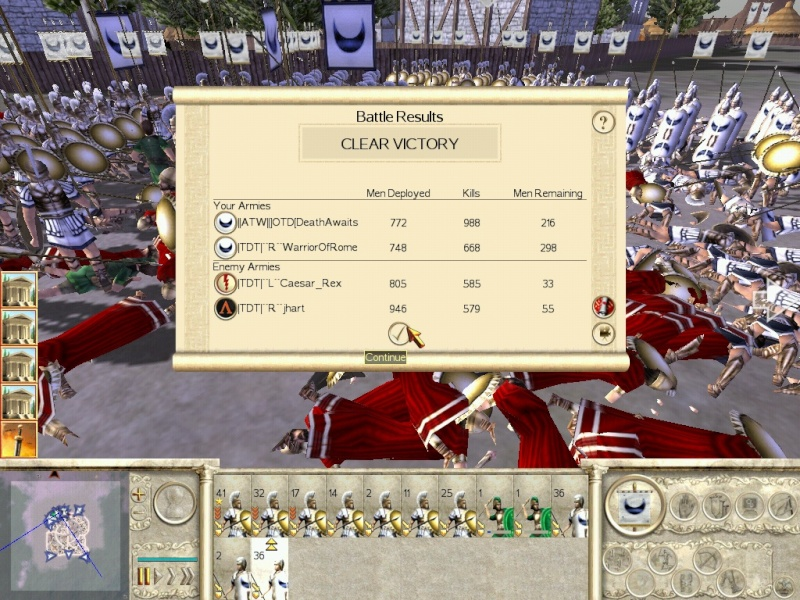 Post Up Your Total War Screenshots Here - Page 3 Rometw22
