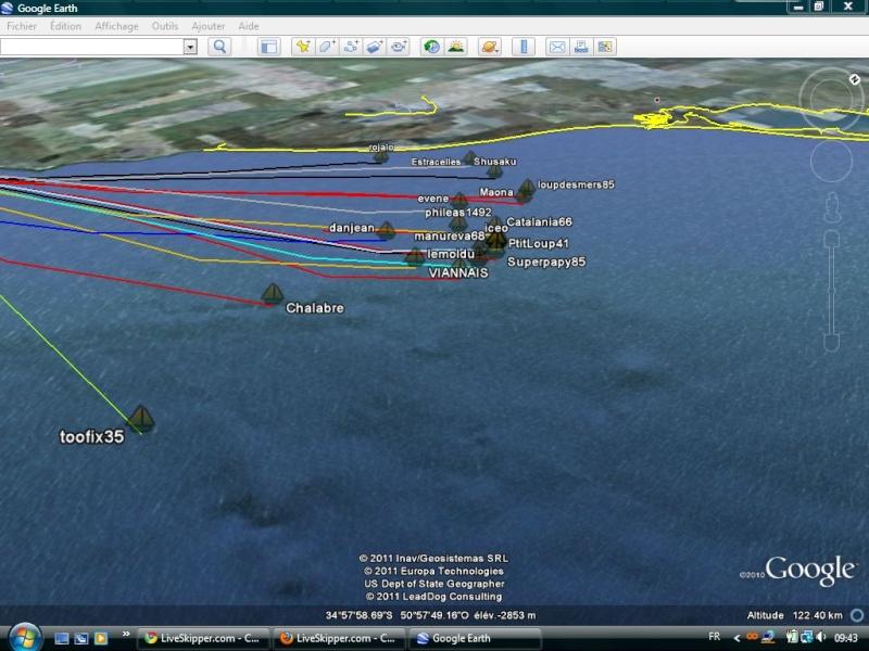 Velux 5 Oceans - départ le 17 Octobre - Page 26 Captur69