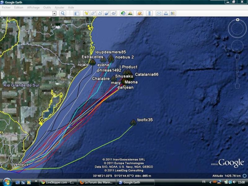 Velux 5 Oceans - départ le 17 Octobre - Page 26 Captur71