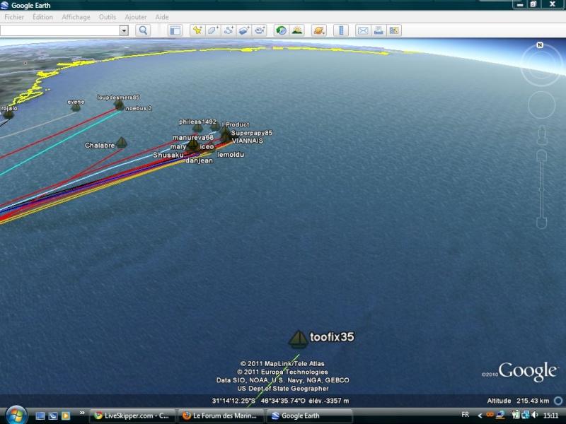 Velux 5 Oceans - départ le 17 Octobre - Page 26 Captur73