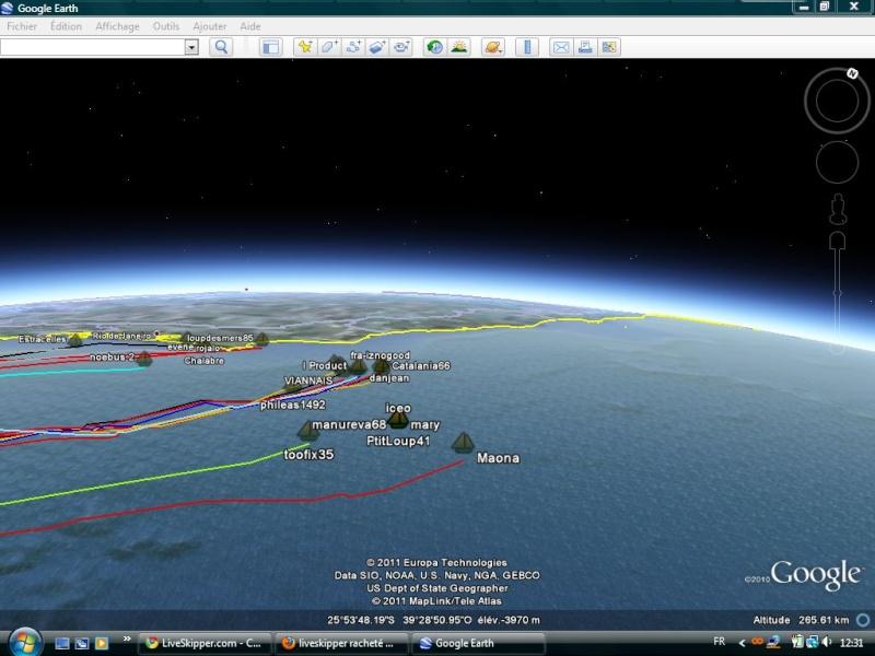 Velux 5 Oceans - départ le 17 Octobre - Page 26 Captur75