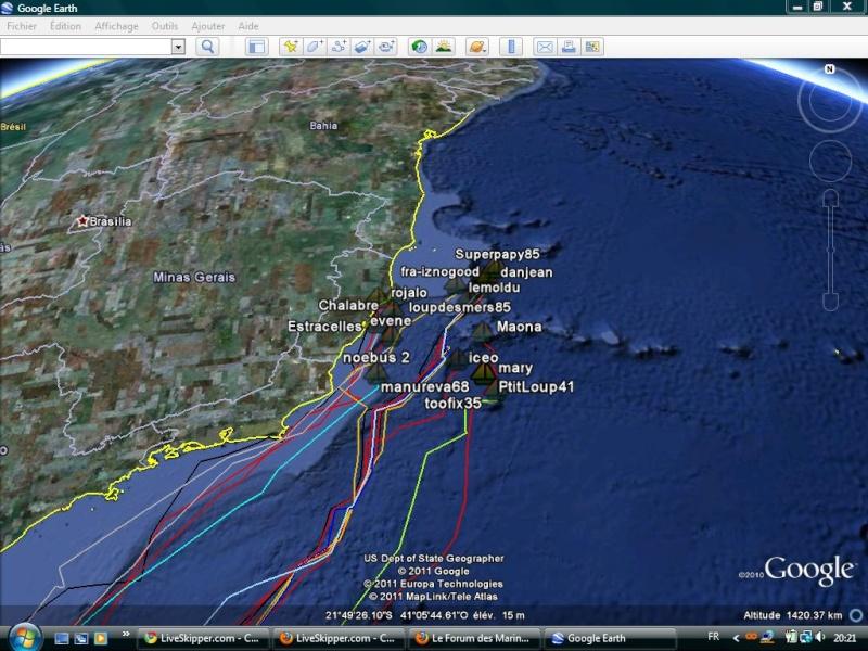 Velux 5 Oceans - départ le 17 Octobre - Page 26 Captur84