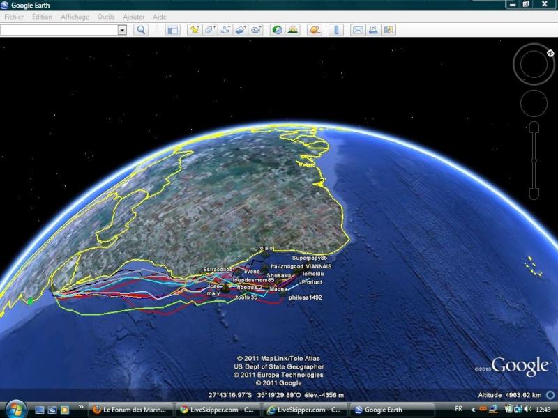 Velux 5 Oceans - départ le 17 Octobre - Page 27 Captur89