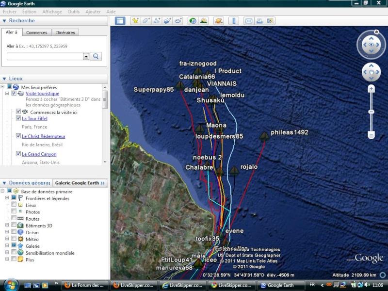 Velux 5 Oceans - départ le 17 Octobre - Page 27 Captur92
