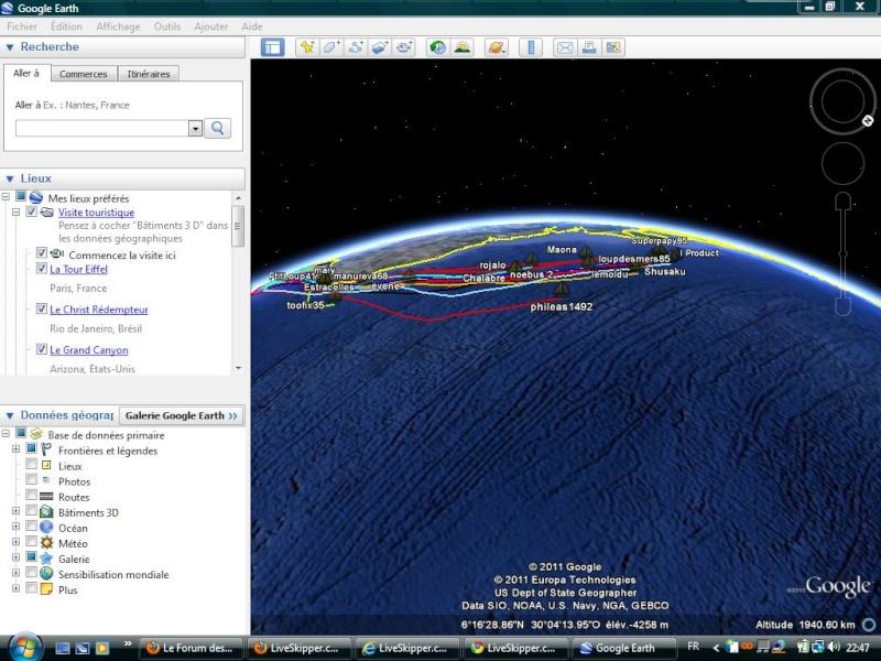 Velux 5 Oceans - départ le 17 Octobre - Page 27 Captur93