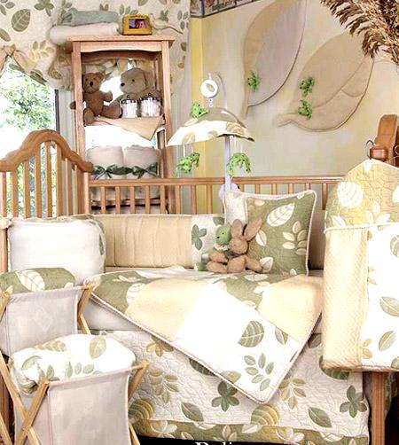 غرف نوم جميلة للاطفال بموديلات عصرية .. 417