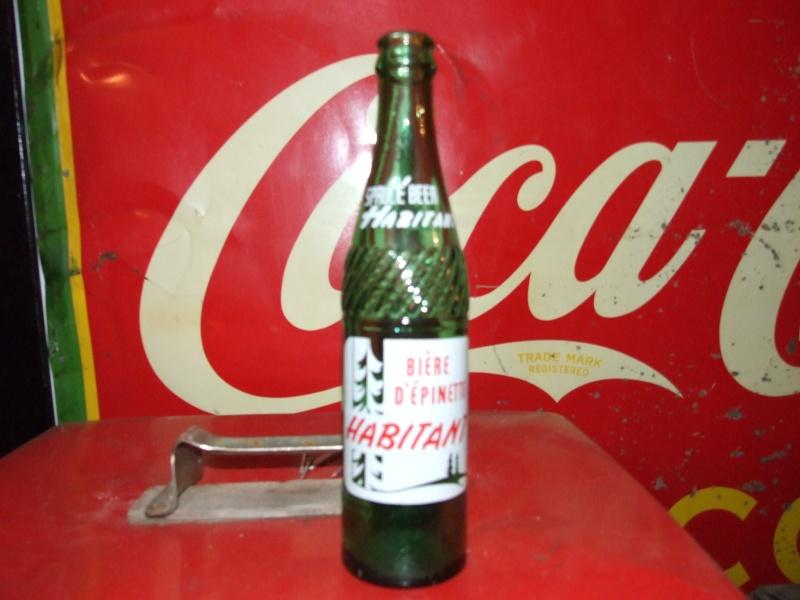 Bière Épinette Habitant Joliette 2010_011