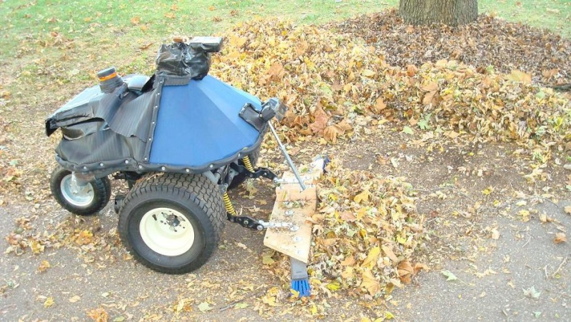 Could it be called Cordless lawn Tractor? George11