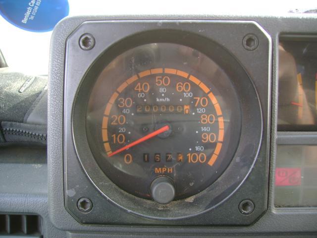 Mitsubishi Shogun Mk1 200k10