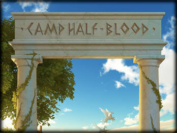 RPG Camp Half-Blood