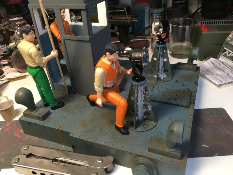 Schwerter zu Pflugscharen - aus Landungsboot wird Arbeitsboot Img_3817