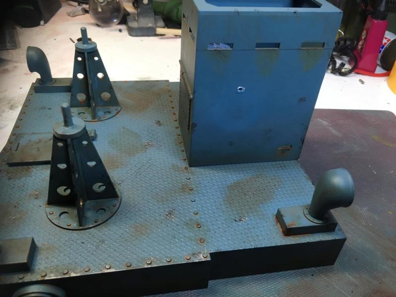 Schwerter zu Pflugscharen - aus Landungsboot wird Arbeitsboot Lb00411