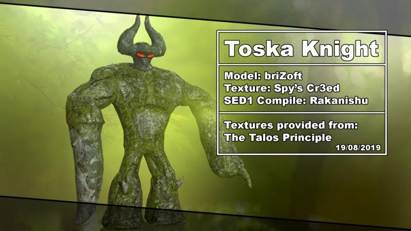 Vitrine de Rakanishu (Showcase) Toskak10
