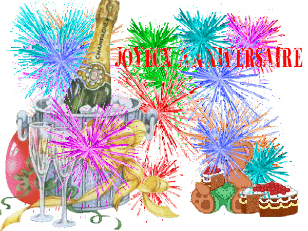 JOYEUX ANNIVERSAIRE MEDIUM45 Th1411