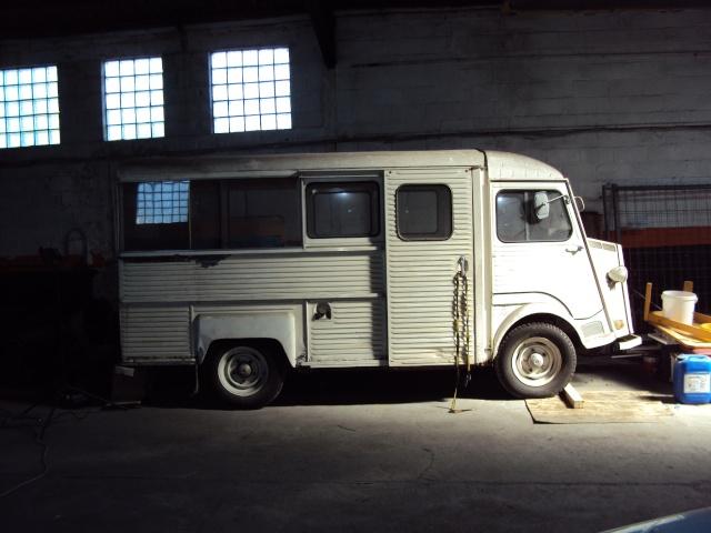 Présentation : est de deux (si madame le veux) camping car SAPA Avril_18