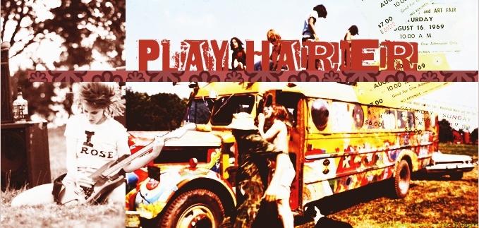 •• PLAY HARDER ••