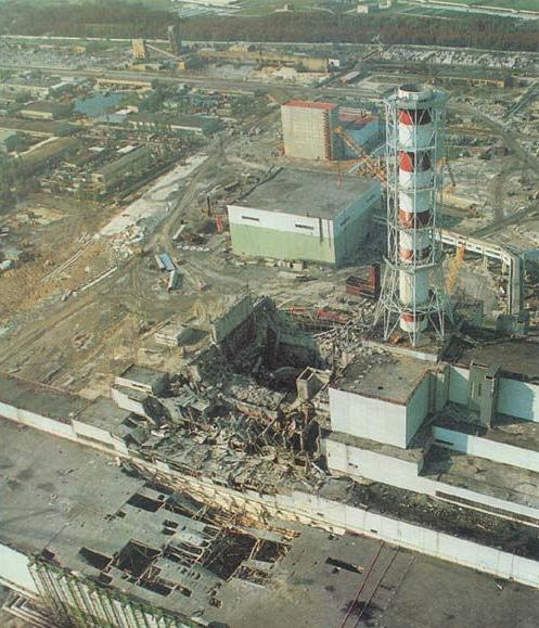Чернобыльской трагедии 25 лет Cherno10