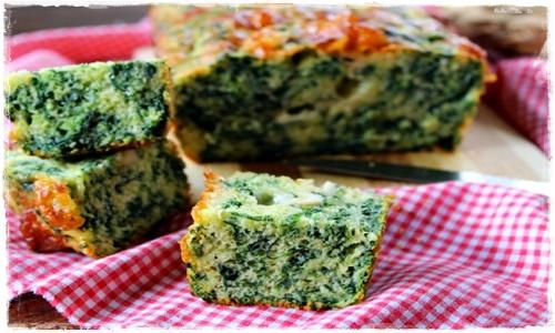 Plumcake spinaci speck e gorgonzola  30819-10