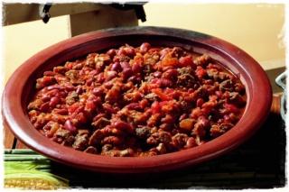 Manzo con chili (secondi piatti) Chilic10