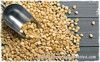 Cicerchie: proprietà, calorie, valori nutrizionali Cicerc10