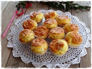 Muffin salati rustici con formaggio e pancetta Dsc15711