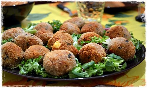 Polpette di quinoa e melanzane (SECONDO) Dsc_0310