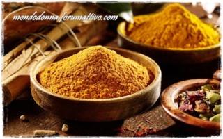 Curry: le sue proprietà, calorie, utilizzo in cucina Resize14