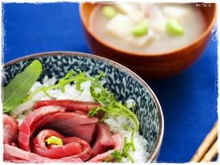 Zuppa di Miso con patate, cipolla, pancetta e fave - PRIMO Zuppa-19