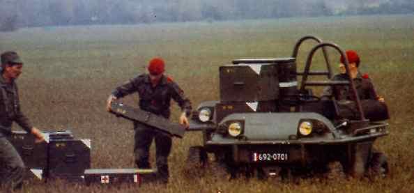 """Vous souvenez-vous du fardier AS24 baptisé """"la mule mécanique"""" par les paras Codo-d11"""