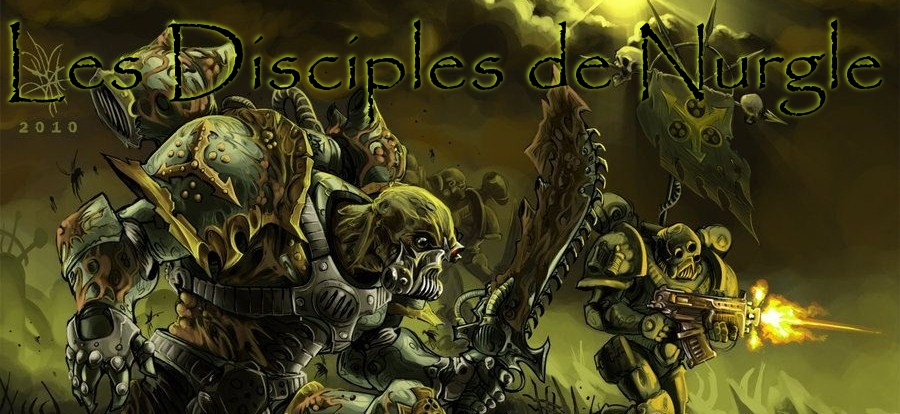 Les Disciples de Nurgle