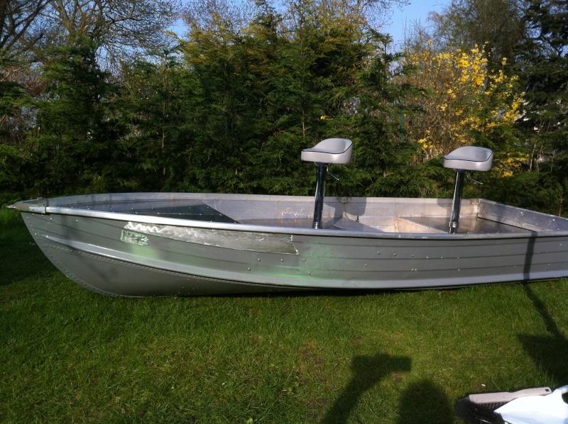 Aménagement barque Alu 01810