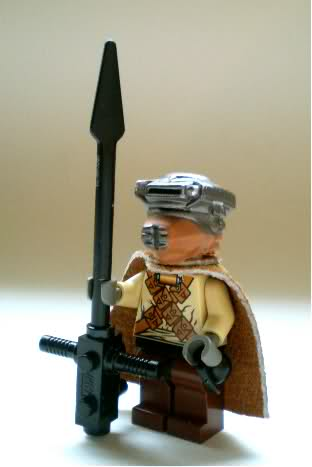 Lego - CUSTOM set, minifig, autres Star Wars 2e3bk310