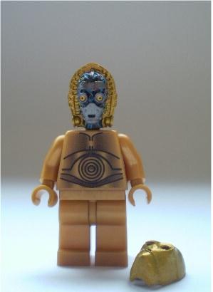 Lego - CUSTOM set, minifig, autres Star Wars 30mbaz11